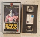 Die Rache des Pharao (RCA) Hammer