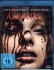 CARRIE Blu-ray - Top Stephen King Remake Chloe Grace Moritz