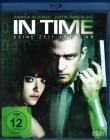 IN TIME Blu-ray - Amanda Seyfried Justin Timberlake SciFi