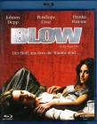 BLOW Blu-ray - Johnny Depp Penelope Cruz