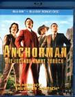 ANCHORMAN 2 - Die Legende kehrt zurück BLU-RAY Will Ferrell