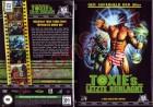 The Toxic Avenger 3 / Kl. HB lim. 111 DVD NEU OVP uncut Trom