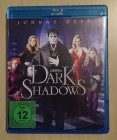 Tim Burton's Dark Shadows Blu Ray Johnny Depp Vampir