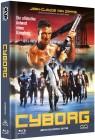 Cyborg - Mediabook A lim. 999 (Blu Ray+DVD) NSM