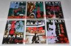 Okami 1 bis 6 DVD - 6 DVDs - Einzelauflagen -