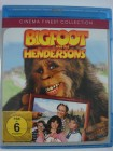 Bigfoot und die Hendersons - Monster aus den Rocky Mountains