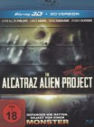 The Alcatraz Alien Project 3D [3D Blu-ray]