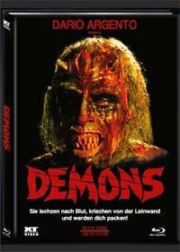 DEMONS (DÄMONEN 2)  - Cover B - Mediabook