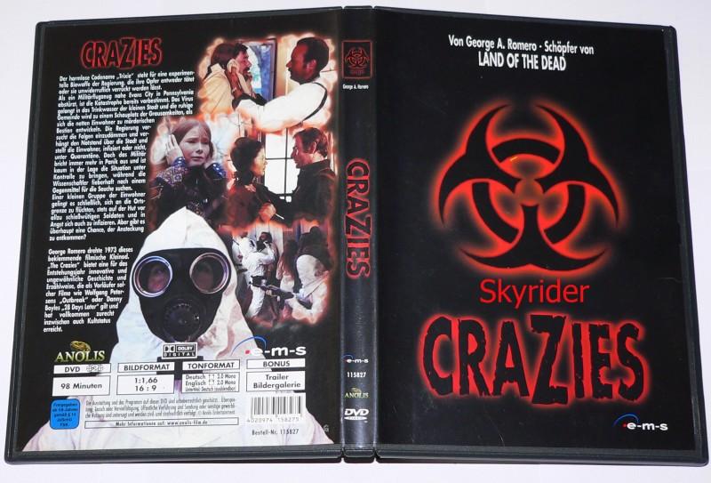 Crazies DVD von George A. Romero - EMS