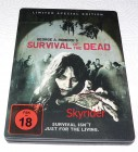 Survival of the Dead DVD - Steelbook - von George A. Romero