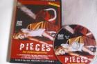 Pieces - der Kettensägenkiller , Full uncut DVD ,EMS