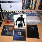 Resident Evil 6 Collectors Edition Lim.Box Set Komplett PS3