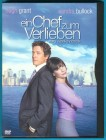 Ein Chef zum Verlieben DVD Sandra Bullock, Hugh Grant NEUW.