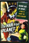 THE MAN FROM PLANET X SciFi Horror Klassiker Import