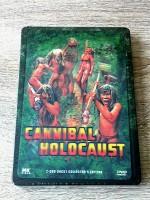 CANNIBAL HOLOCAUST (NACKT UND ZERFLEISCHT) 3D METALP.UNCUT