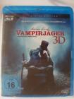 Abraham Lincoln - Vampirjäger 3D - Tim Burton, Bekmambetov