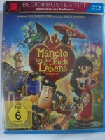Manolo und das Buch des Lebens - Animation Unterwelt Geister