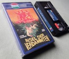 Insel der Verdammten VHS Movie Video