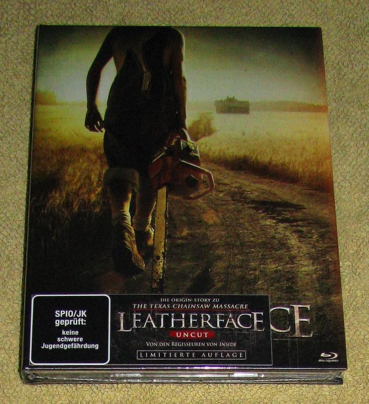 Leatherface (2017) - Lim. Mediabook Edition  NR. 10 / 1000