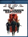INGLOURIOUS BASTERDS Blu-ray - Tarantino Hit Brad Pitt