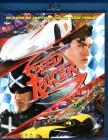 SPEED RACER Blu-ray - Wachowski Autos SciFi Comic Action