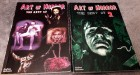 Best of Art of Horror 1 & 2 Bücher X-Rated Andreas Bethmann