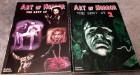 Best of Art of Horror 1 & 2 Bücher X-Rated Andreas Bethmann