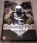 Raising Hell BUCH MPW (Hellraiser) Aron Boone Rarität