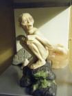 HERR DER RINGE Smeagol Statue 18 cm