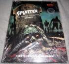 SPLATTER - Die Meister des Blutes Band 2 BUCH MPW RAR NEU