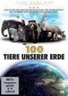 100 Tiere unserer Erde DVD Neuwertig