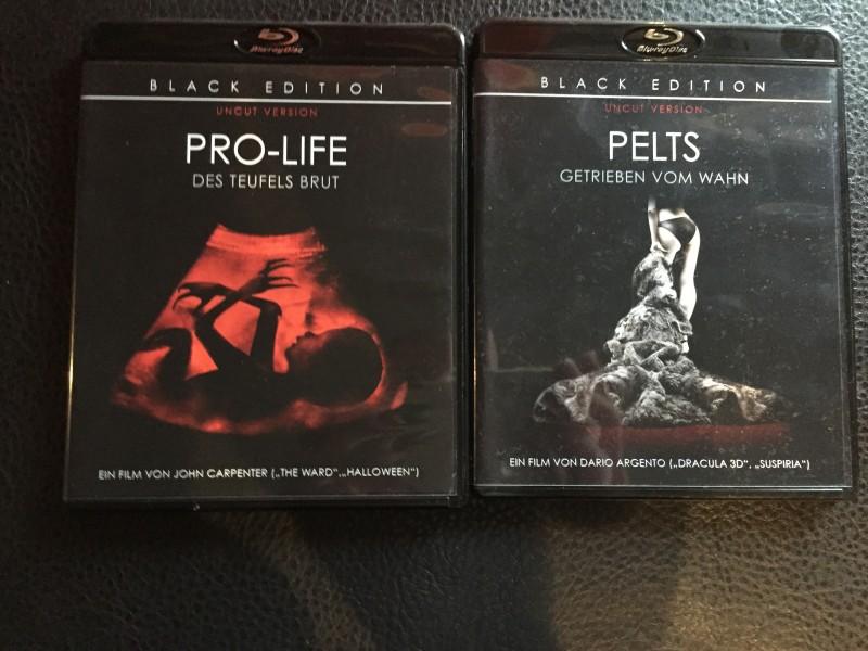 MASTERS OF HORROR SAMMLUNG DVD/ BLU RAY CARPENTER ARGENTO ..