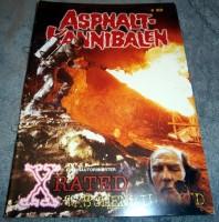 X-Rated Taschenbildband 22 Asphalt kannibalen TBB