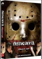 FREITAG DER 13. (2009) - KILLER CUT Mediabook