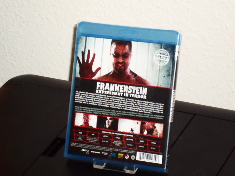 Frankenstein - Experiment in Terror - uncut