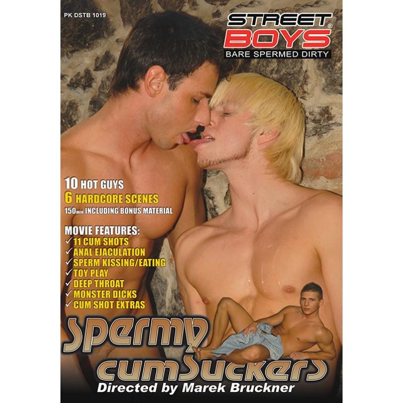Spermy Cumsuckers        Street Boys