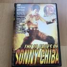 THE 10 FACES OF SONNY CHIBA mit 10 Filmen auf 5 DVDs