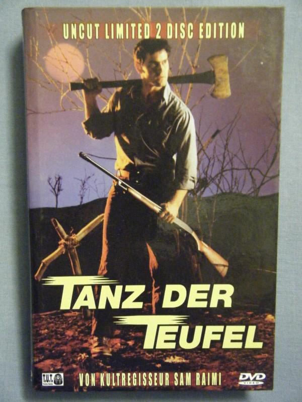 Tanz der Teufel UNCUT Limited 2 Disk Edition T.U.T.