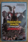 Frankensteins Monster im Kampf gegen Ghidorah - Hartbox OVP