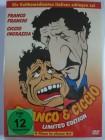 Franco & Ciccio Box Sammlung - Limited - Goldfinger, Django
