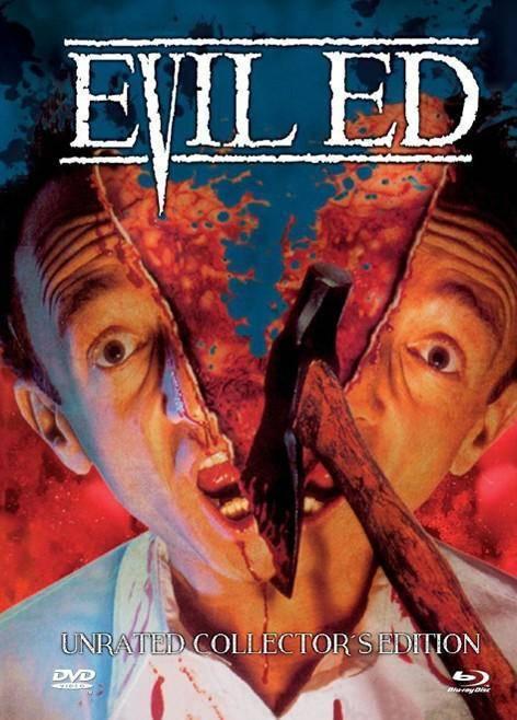 Evil Ed - Mediabook - Cover B