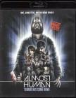 ALMOST HUMAN Blu-ray - Alien Splatter SciFi Horror
