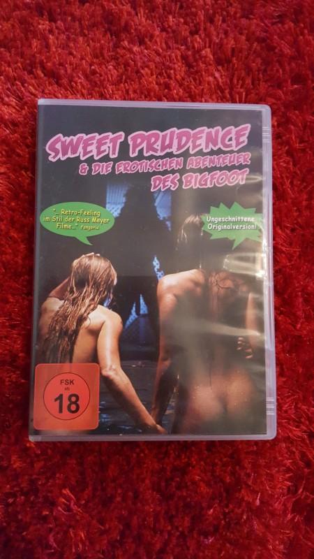 Sweet Prudence & Die erotischen Abenteuer des Bigfoot