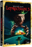 LEPRECHAUN 3 (Blu-Ray+DVD) Cover C Mediabook