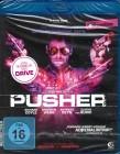 PUSHER Blu-ray - Kult Briten Thriller Nicolas Winding Refn
