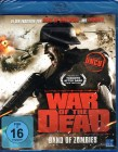 WAR OF THE DEAD Band Of Zombies -Blu-ray Horror Krieg Action