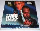 The long kiss goodnight Laserdisc - kein deutscher Ton -