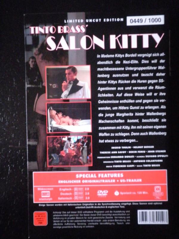 Salon Kitty - gr. Hardbox - Limited - Uncut -