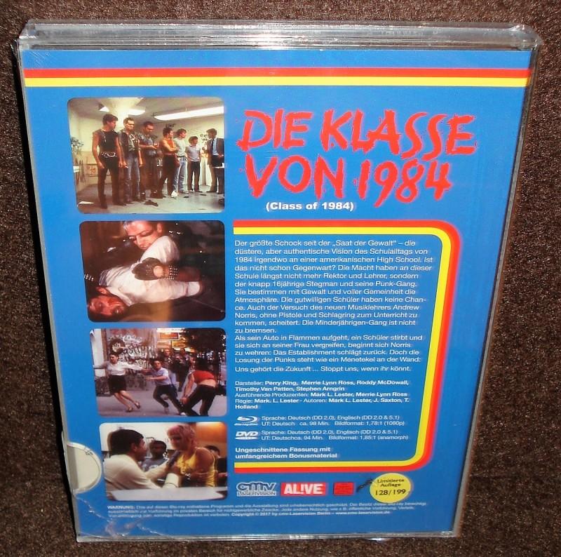 DIE KLASSE VON 1984 lim. 199 CMV Glasbox (NEU/ OVP)