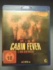 Cabin Fever FSK18 single Disk BluRay